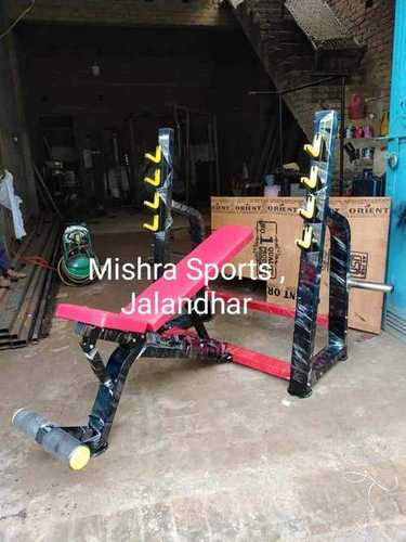 Olympic Multi Bench Press