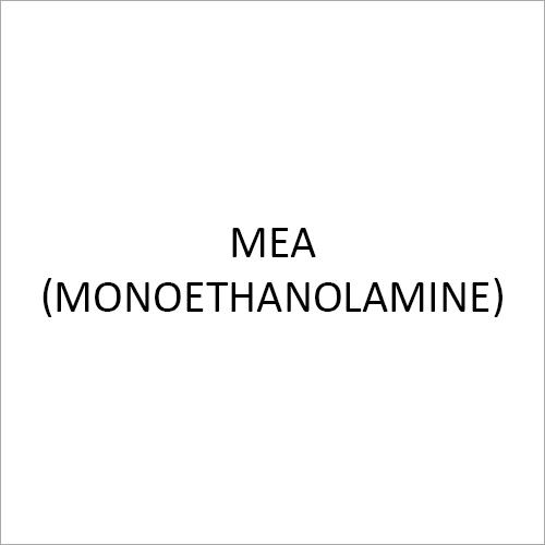 MEA (Monoethanolamine)