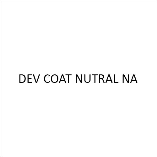 Dev Coat Nutral NA