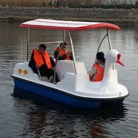 350mm 3 Or 4 Seat Pedalo Boat