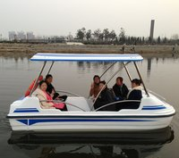 410mm 4 To 6 Seat Pedalo Boat