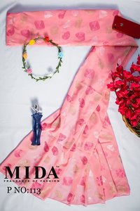 High Quality Embroidered Scarves
