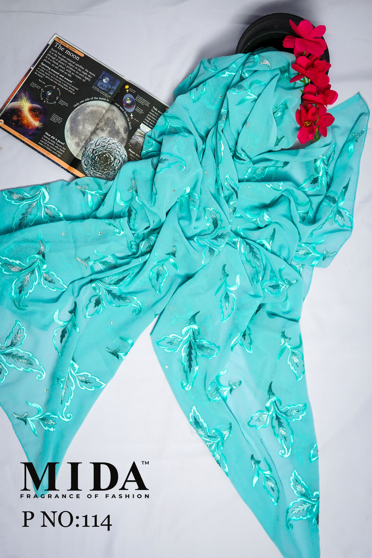 Best Quality Embroidered Scarves