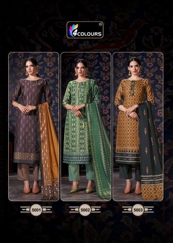 Rajwadi Pure Handloom Heritage Digital Print+full Inner +hand Work Kurtis
