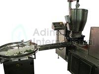 Cosmetic Cream Preparation Plant