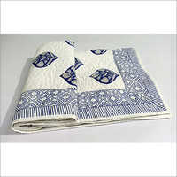 Hand Block Print Quilted Set