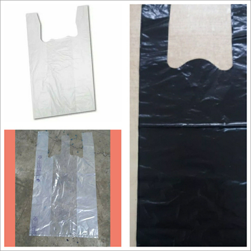 Plastic Carry Bags For The Food Service Industry