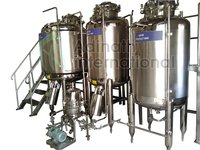 Ointment Production Plant