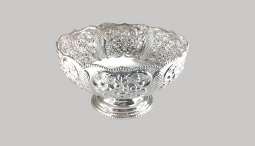 Pure Silver Bowl