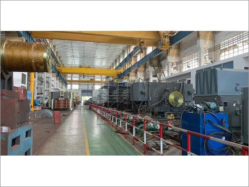 10-50mw Large Motor Test Platform