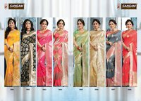 Kanchana Festival Wear Banarasi Pure Silk Sarees