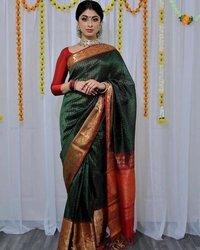 Ladies Pashmina Saree