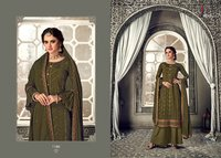 Ketonic Pakistani Bridal Collection Chinon With Heavy Embroidery Salwar Suits