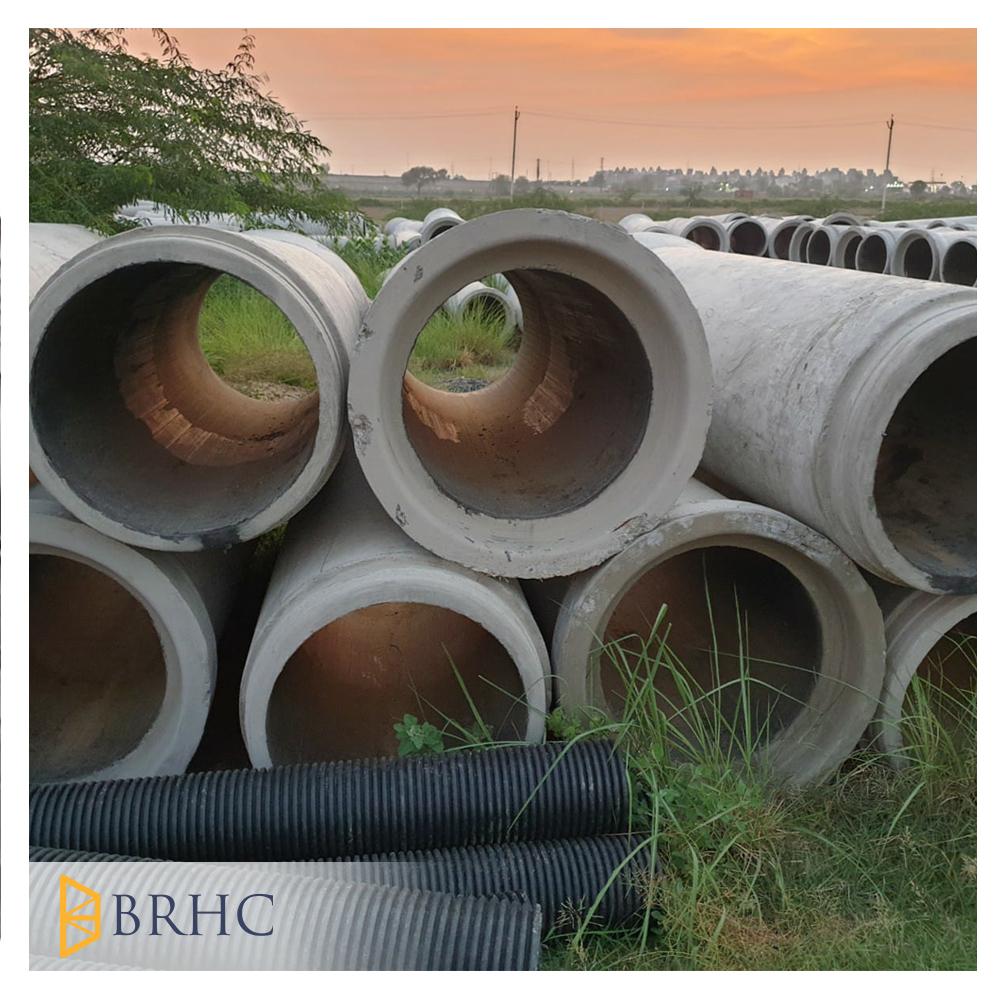 Np3 Precast Concrete Pipes