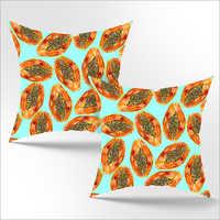 Pastel Papaya Pillow