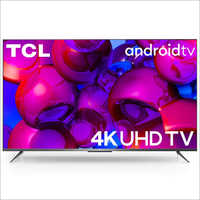 TCL 126 cm (50 inches)  AI 4K Ultra HD Certified Android Smart LED TV