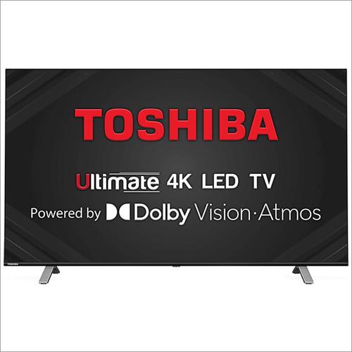 Toshiba 139 cm (55 inches) Vidaa OS Series 4K Ultra HD Smart LED TV 55U5050