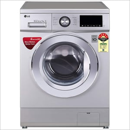 LG 7.0 Kg 5 Star Inverter Fully-Automatic Front Loading Washing Machine