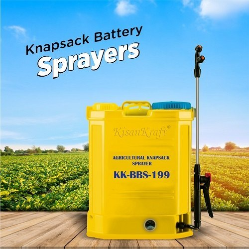 KK-BBS-199 Knapsack Sprayers Battery