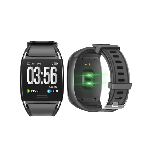 Watch With Blood Pressure Heart Rate Monitor