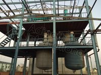 Unsaturated Polyester Resin Plant