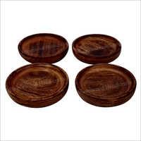Mango Wood Coasters