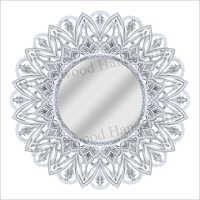 MDF Carved Mirror Frame