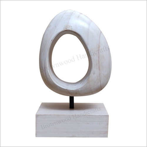 Wooden Decor Stand
