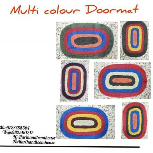 *Multi colour Doormat* Way Home (Reversible) Rate:95