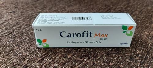 CAROFIT MAX CREAM