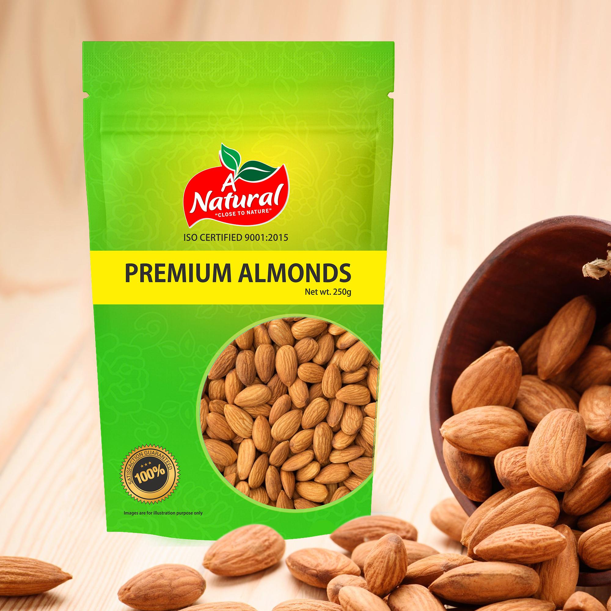 Premium Almonds