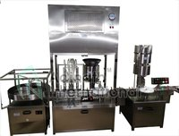 Sterile Powder Filling Stoppering Machine