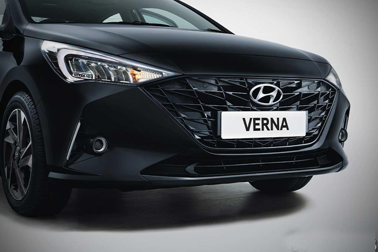 car projector Fog Light For Hyundai Verna 2020