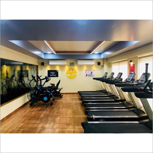 Gym Interior Designs And Turnkey Solution