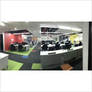 Office Room Interior Designing Services And Turnkey Projects