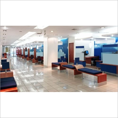Commercial Interior Designing And Decorators Turnkey Solution