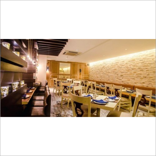 Restaurant Interiors Designing And Turnkey Solutions