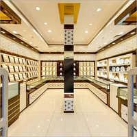 Jewellery Shops Interiors Designer Services