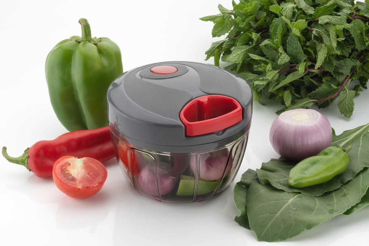 Plastic Smart Chopper Vegetable Cutter