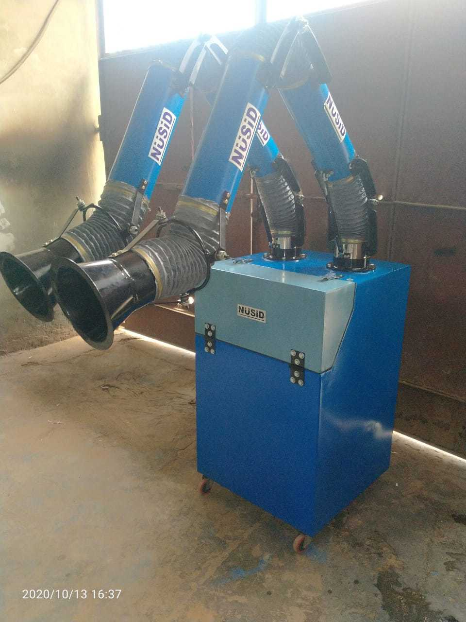 Portable Fume Extraction System
