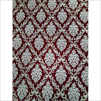 Embroidery Velvet Fabric