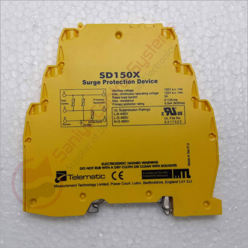 Telematic MTL SD 150X Surge Protection Device