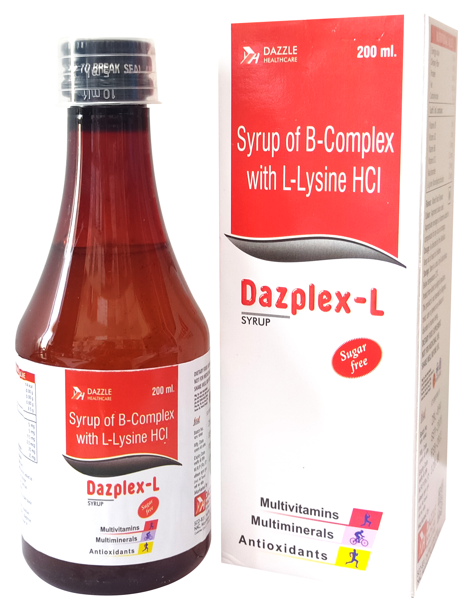 DAZPLEX 200ML SYP