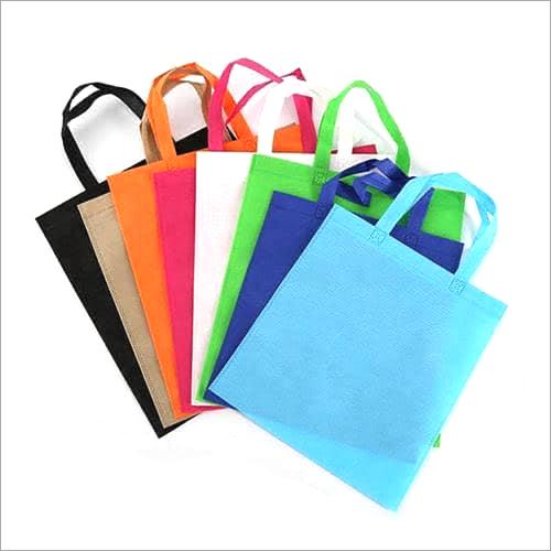 Multi Colored Paper Bag