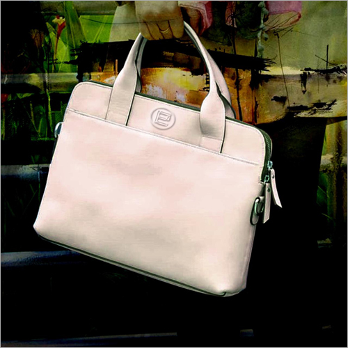 Ladies Fancy Leather Hand Bag