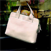 Ladies Fancy Leather Hand Bag