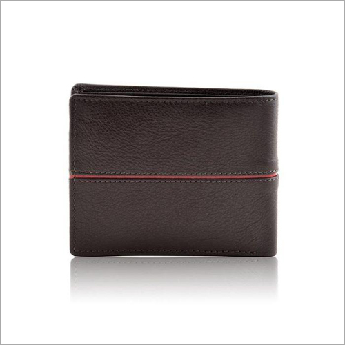 Mens Leather Foldable Wallets