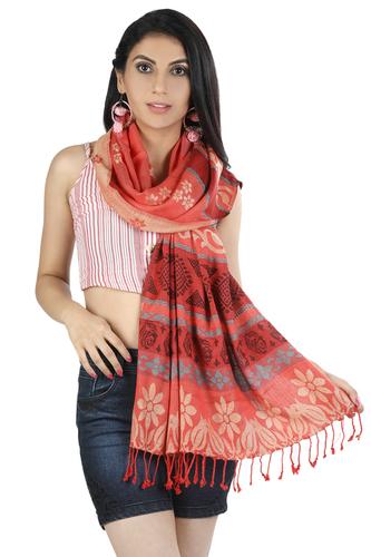 Viscose Reversible Pashmina Shawls