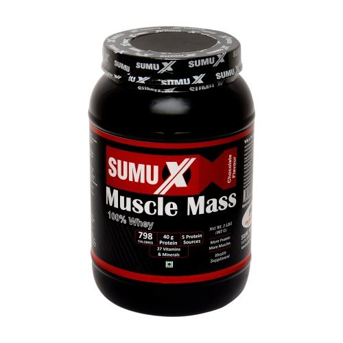 1kG Sumu X Muscle Mass Gainer