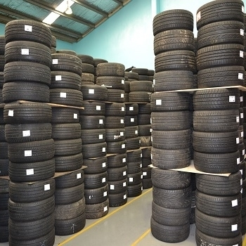 European Fairly Used Tyres/Tires